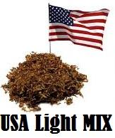 US Light Mix fra Inawera har en god og fyldig tobakssmag.